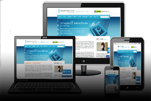 Responsive Web-Design Photo